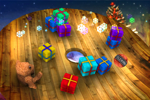 Screenshot 3D Jingle Balls