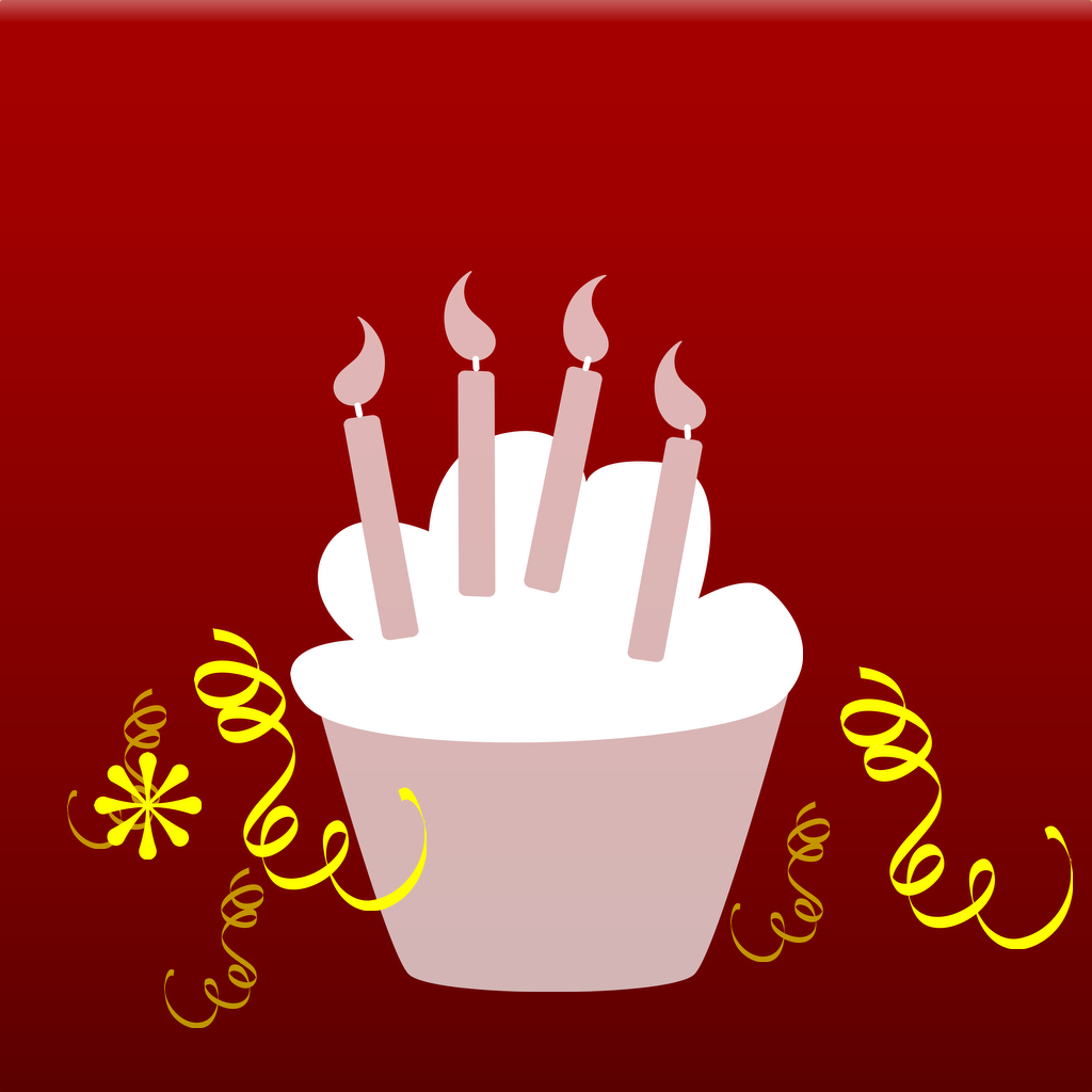 Birthdays - Never miss a birthday again! by App Etc icon