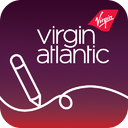 Trip Journal Virgin Atlantic Edition